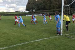 Reds-Ladies-Defending-a-corner-FA-Cup-at-Morecambe