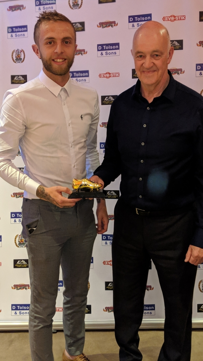 Reserves-Gold-Boot-award-Nathan-Dryden