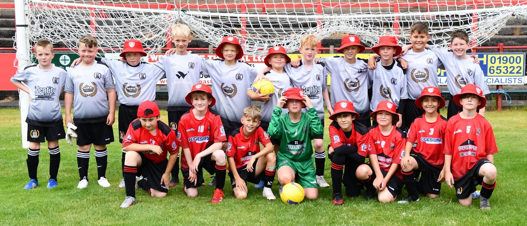 Reds Festival of Football - Junior Team