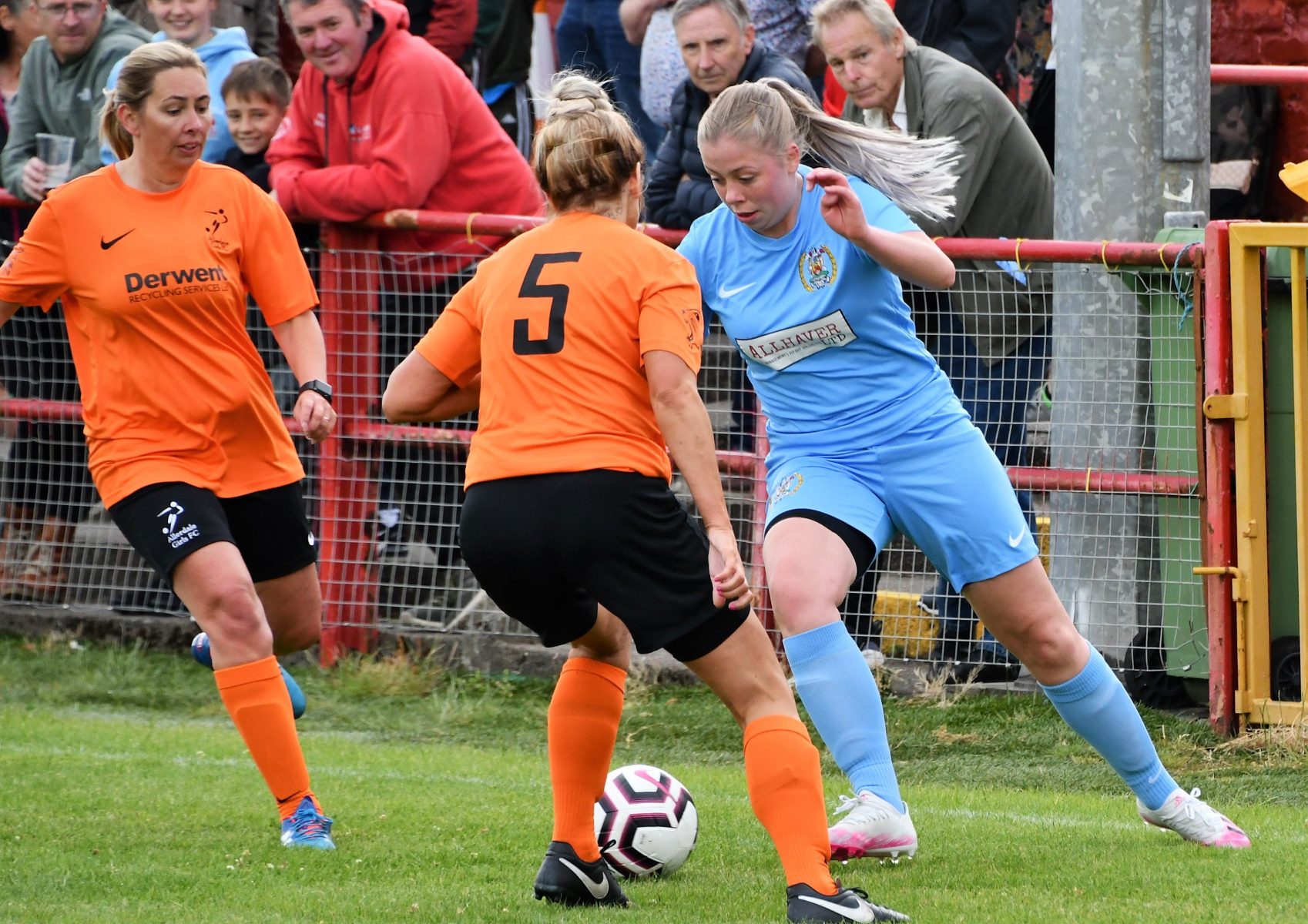 Reds Festival of Football - Reds Ladies v Allerdale Wildcats