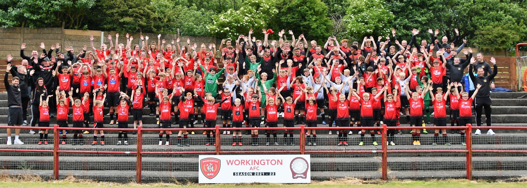 Reds Festival of Football – the Reds Football Family