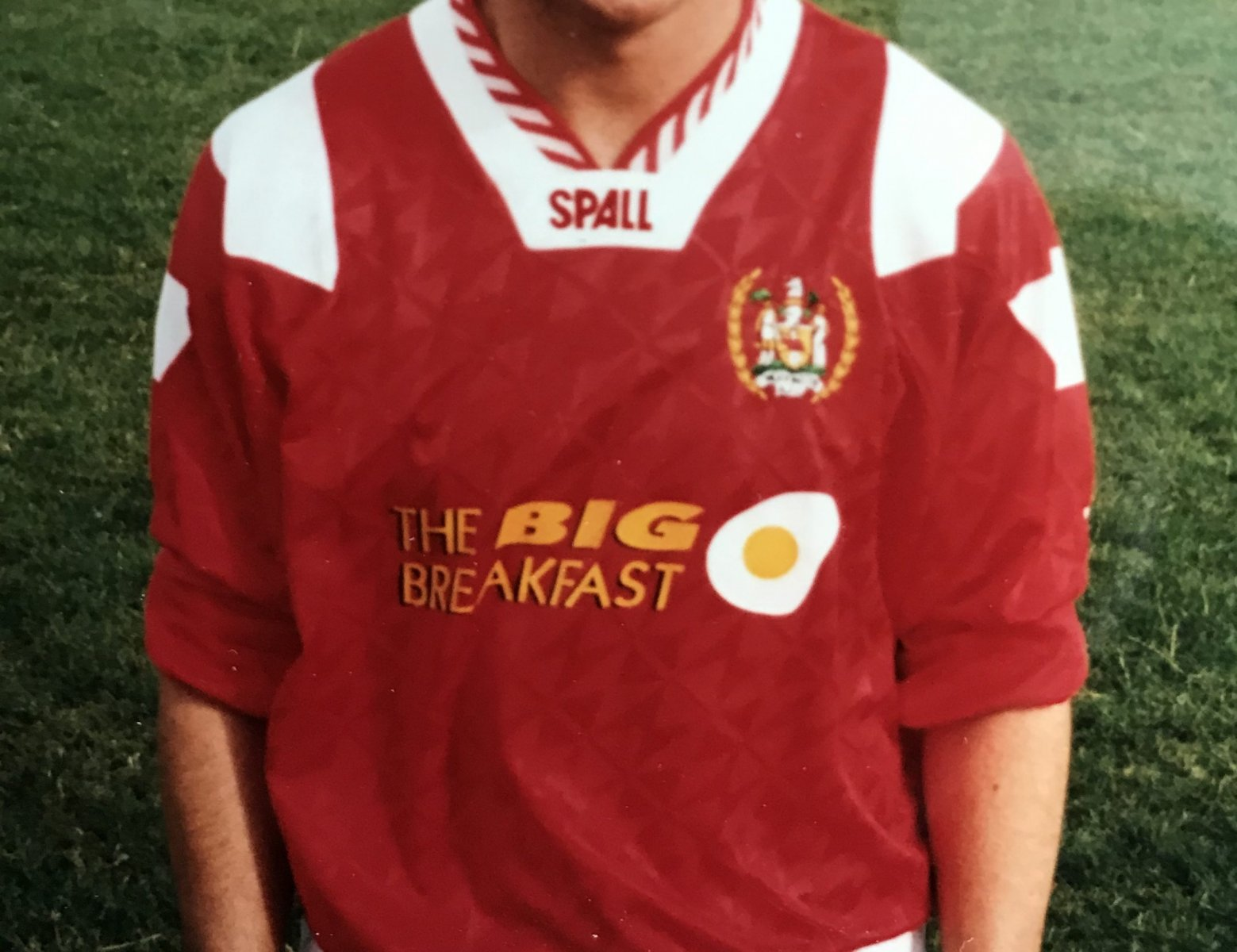 1995-96 Home (Spall)