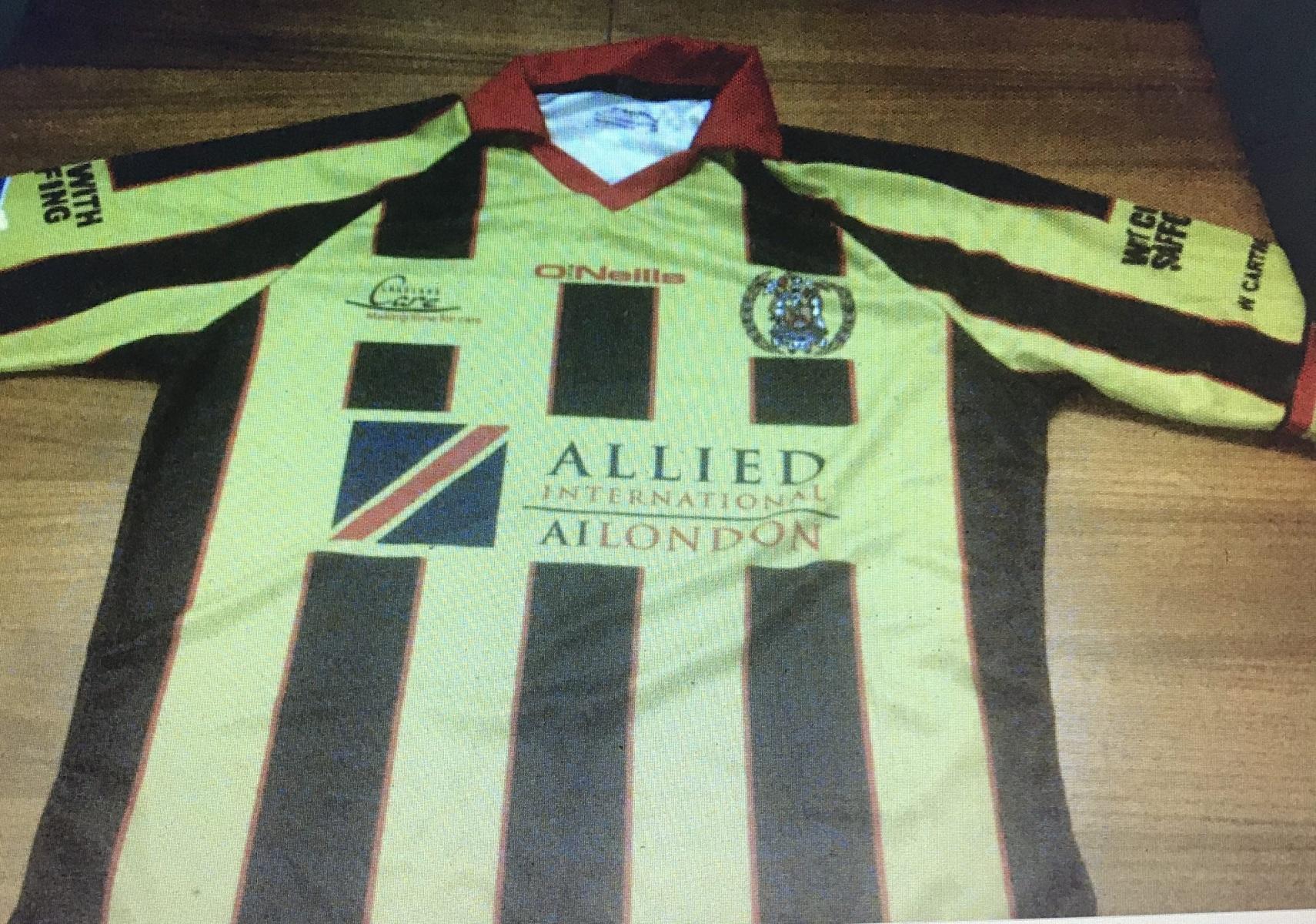 2013-14 Away (O'Neills)