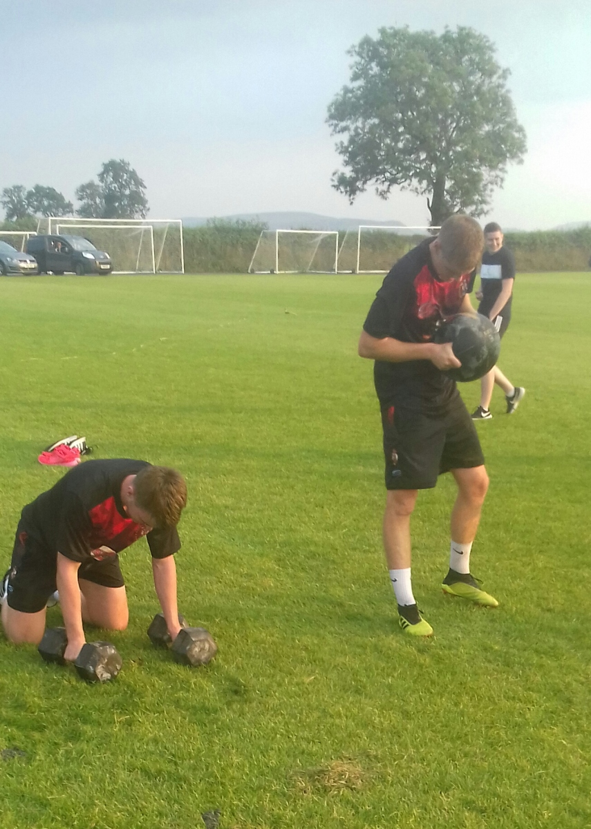 Hand-weights-Cam-Harker-and-Kieran-Maguire