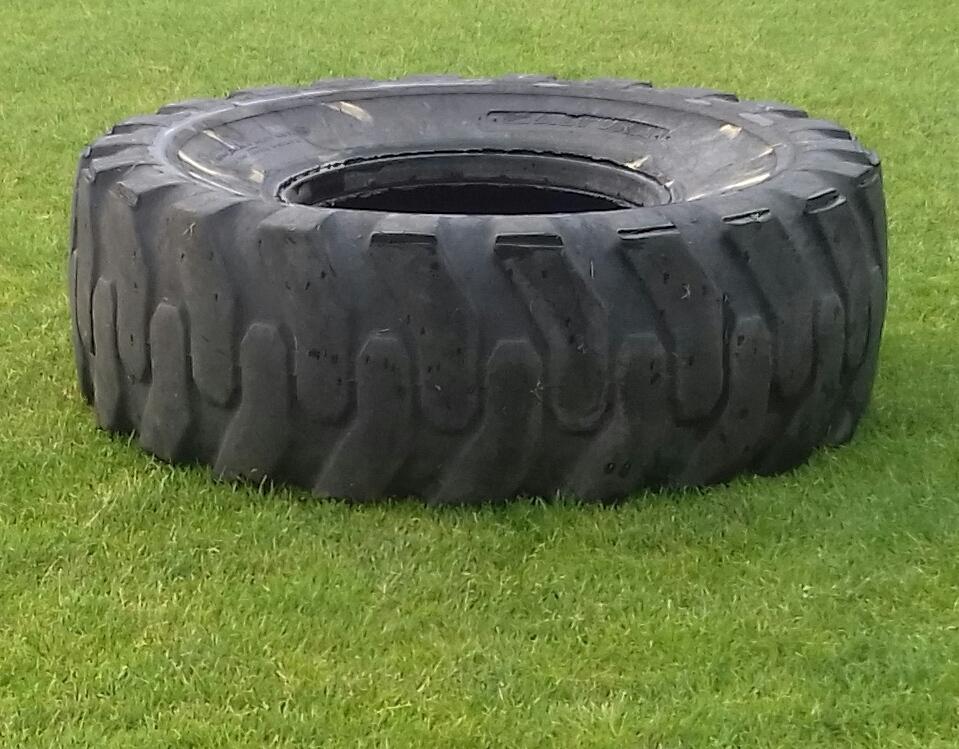 Monster-tyre
