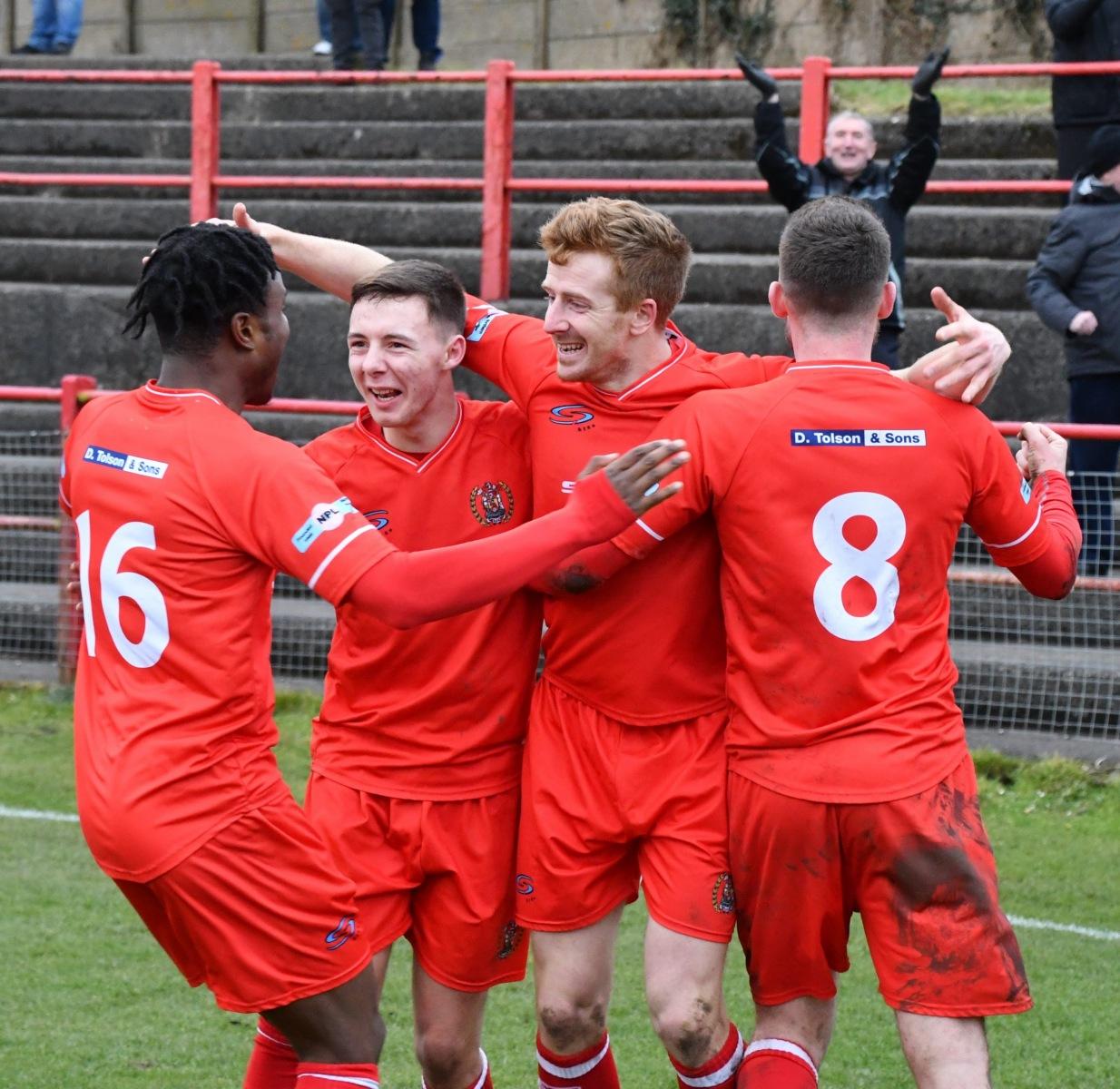 The-Reds-celebrate-Scott-Allisons-goal-Ben-Challis-scaled