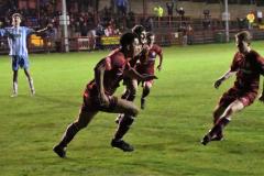 WORKINGTON-REDS-V-CLITHEROE-FC-MATCH-PHOTOS-by-Ben-Challis-18-Reuben-Jerome-celebrates-his-winning-goal