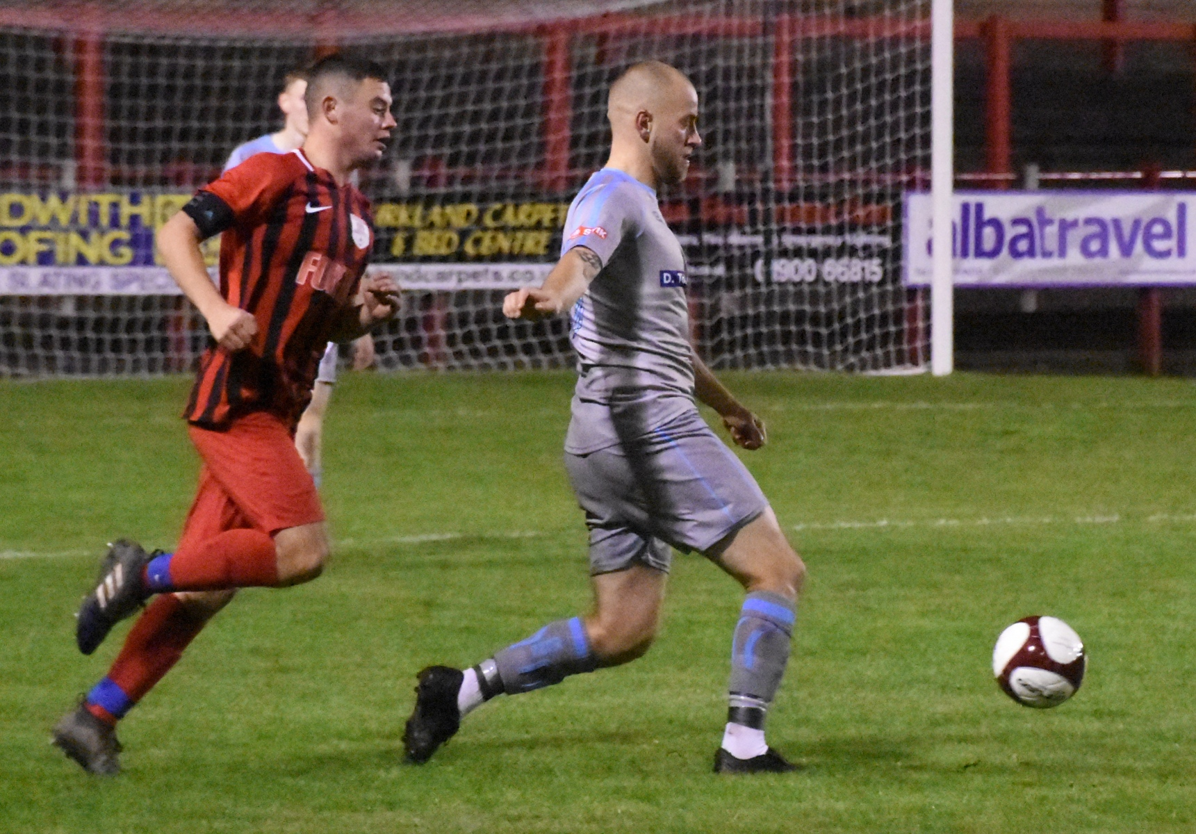 Danny-Grainger-put-on-his-boots-for-the-game-against-Moor-Row-Ben-Chakllis