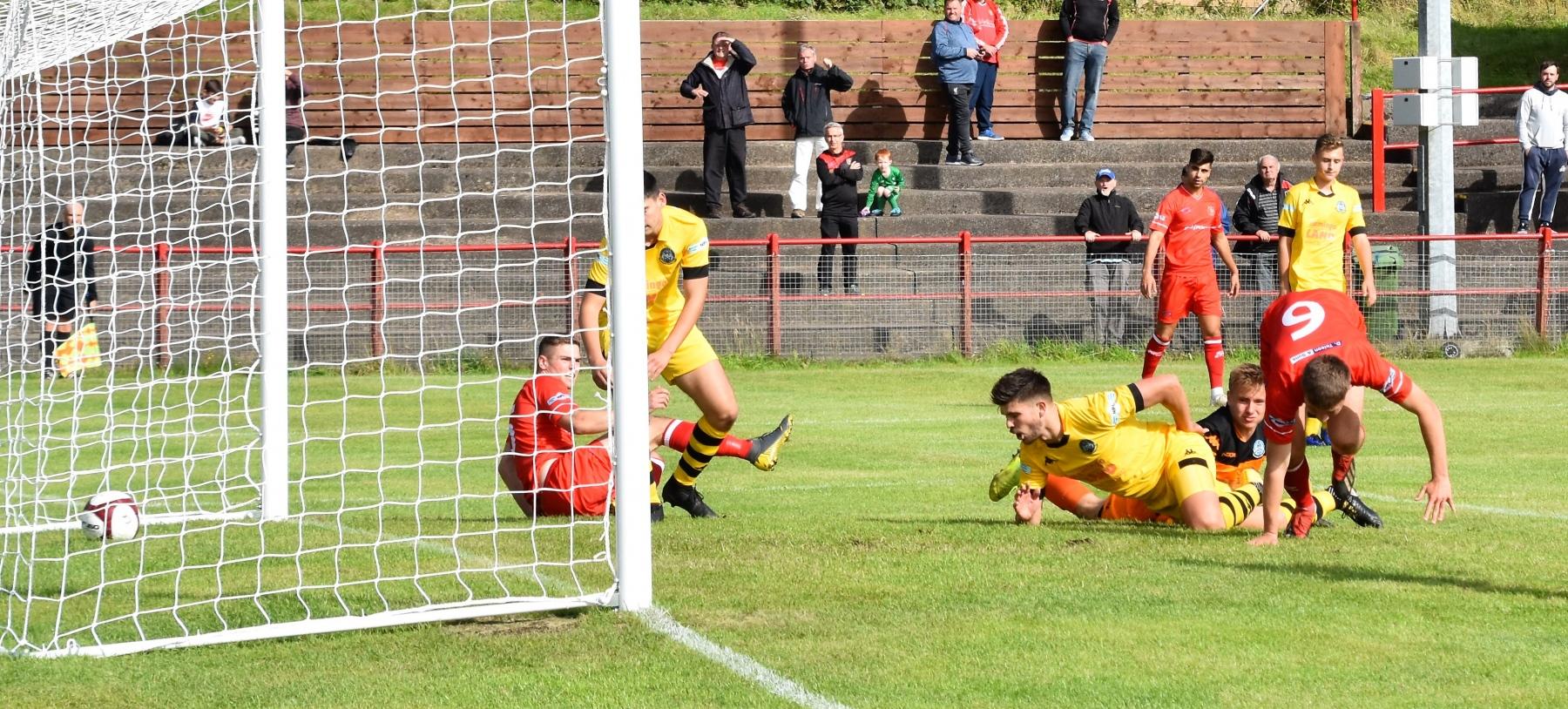 Workington-Reds-v-Pickering-Town-Ben-Challis-21-Happy-Birthday-Cieran-Casson
