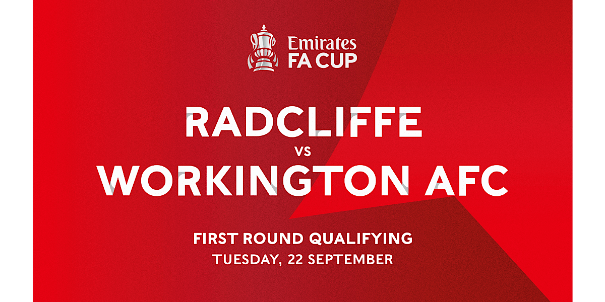 EMIRATES FA CUP DRAW: Reds to travel to Radcliffe